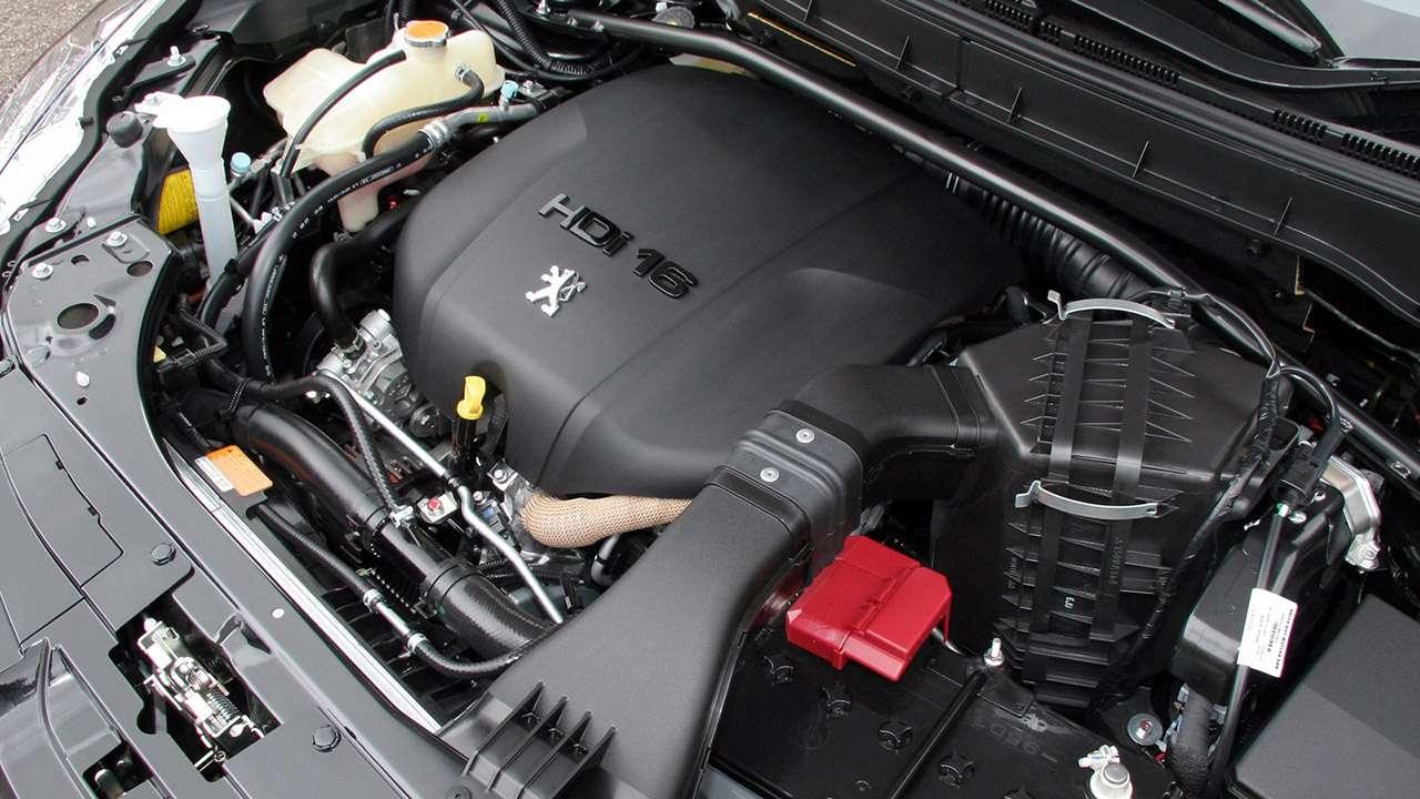 Дизельный мотор 4007