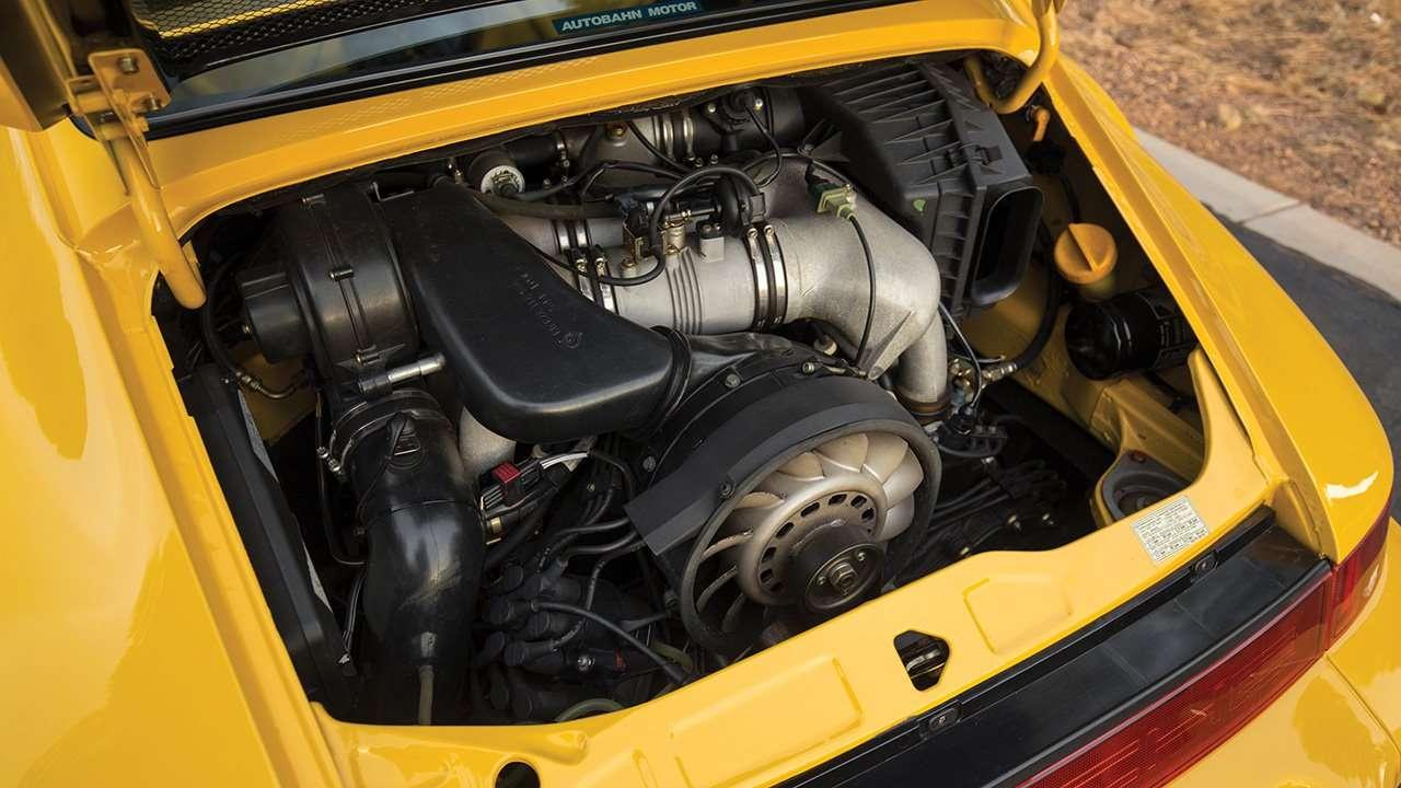 Двигатель Порше 911 (964)