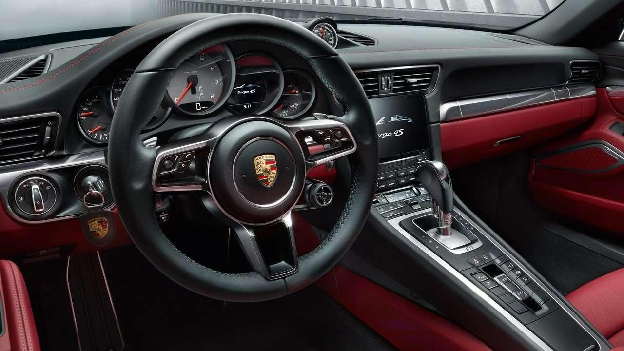 Porsche 911 (991) 2011-2018 салон