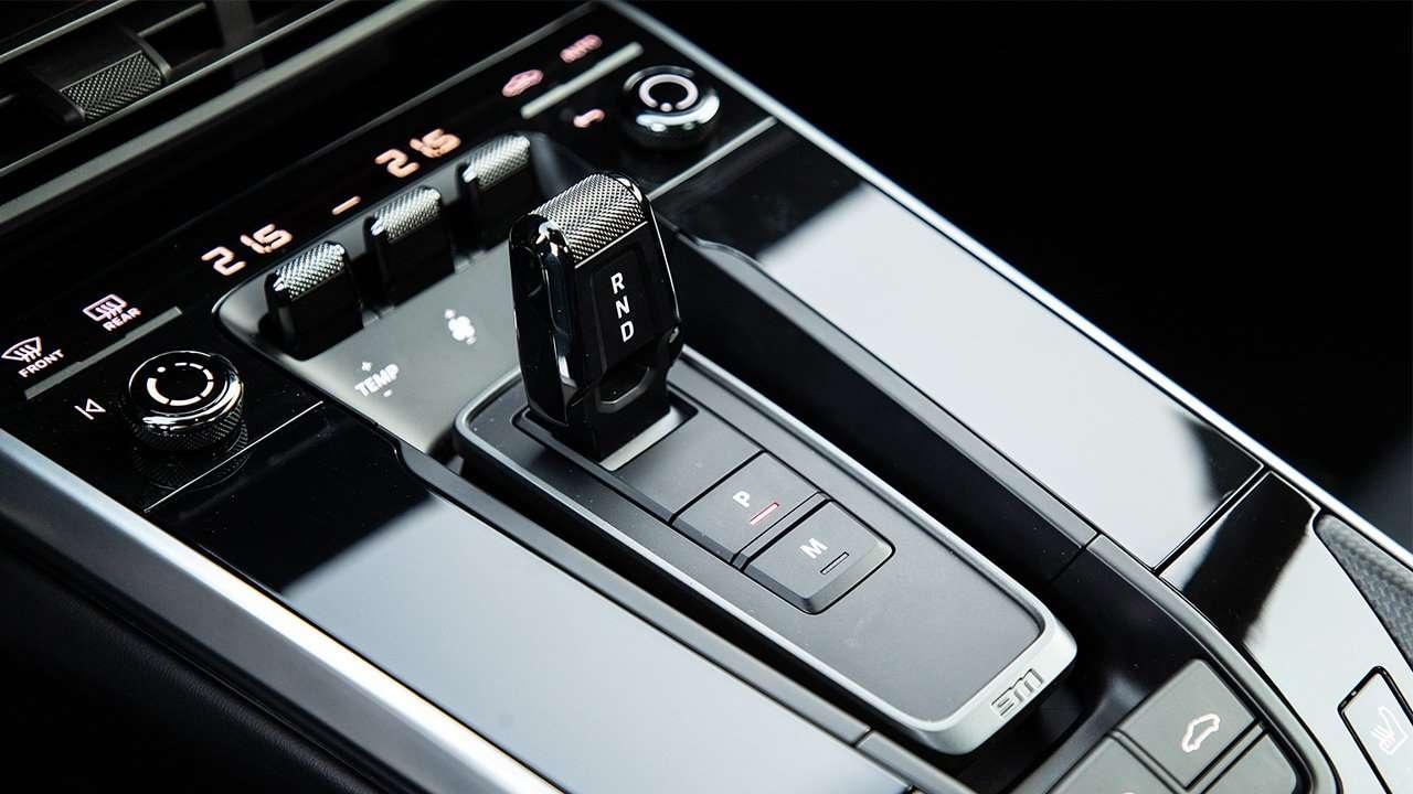 Тоннель Porsche 911 2020-2021