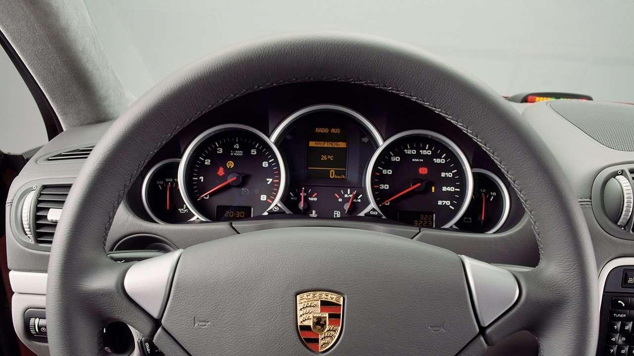 Панель приборов Porsche Cayenne 955/957