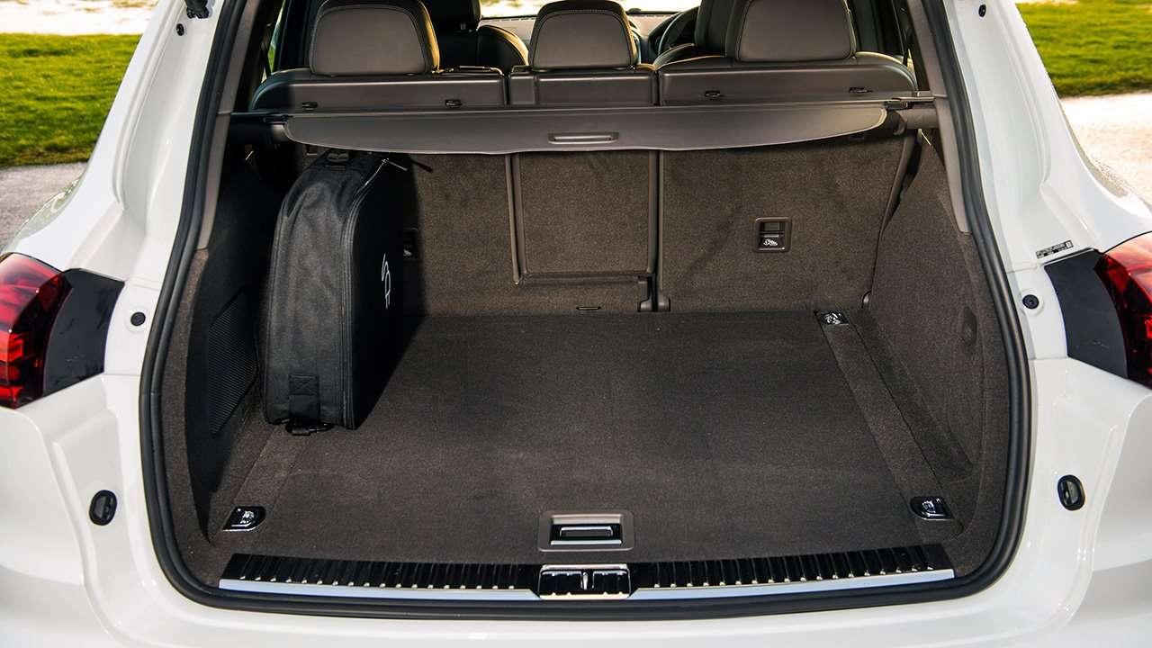 Багажник Porsche Cayenne 958