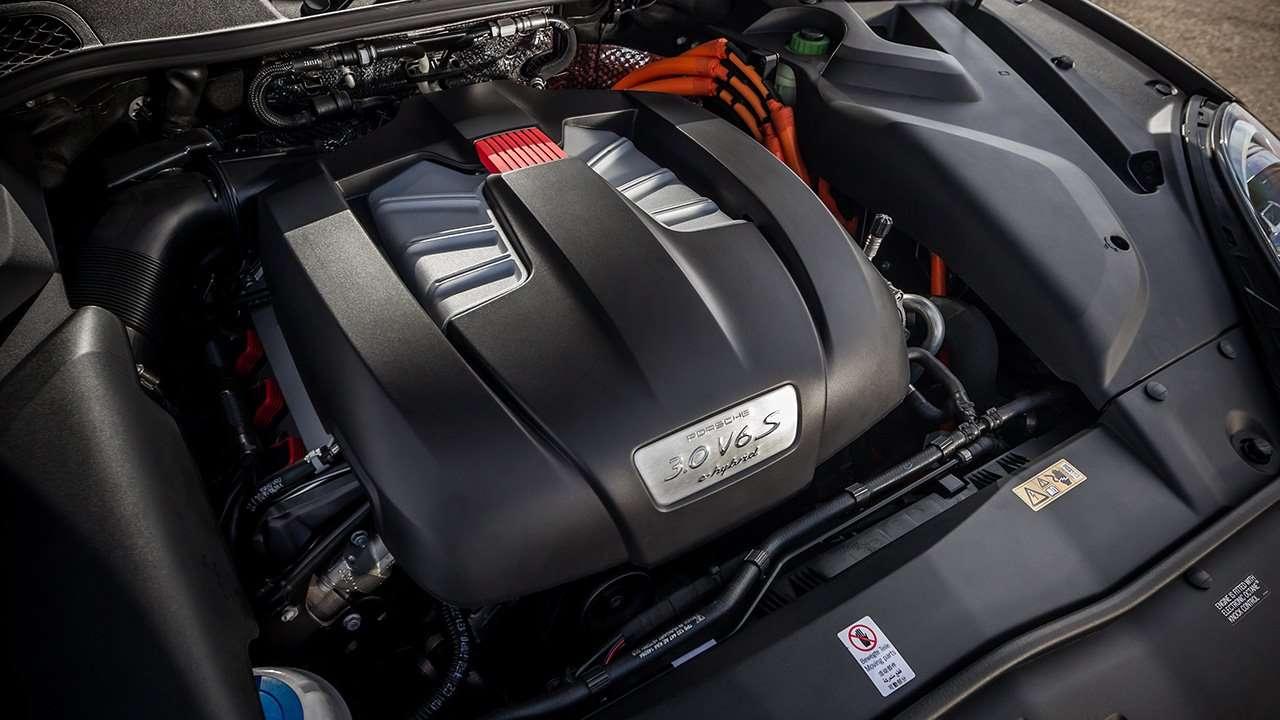 3-литровый V6 второго Кайена