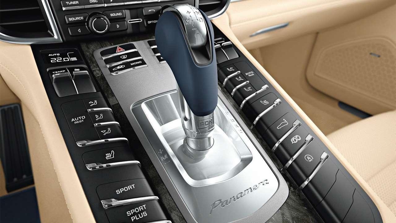 Тоннель Porsche Panamera 970