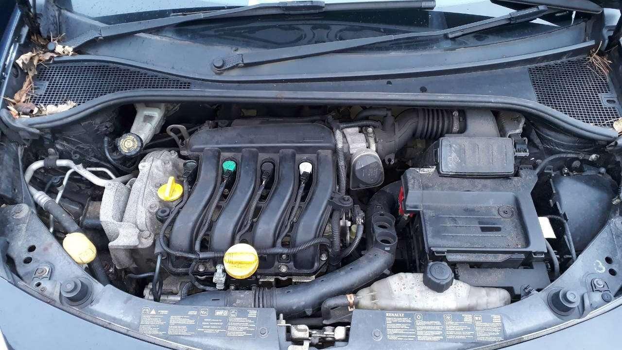 1,4-литровый мотор Clio третьего поколения