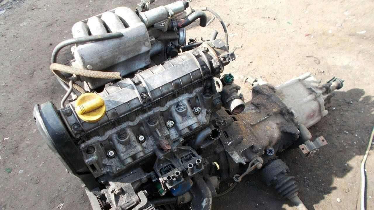 Фото двигателя F3R