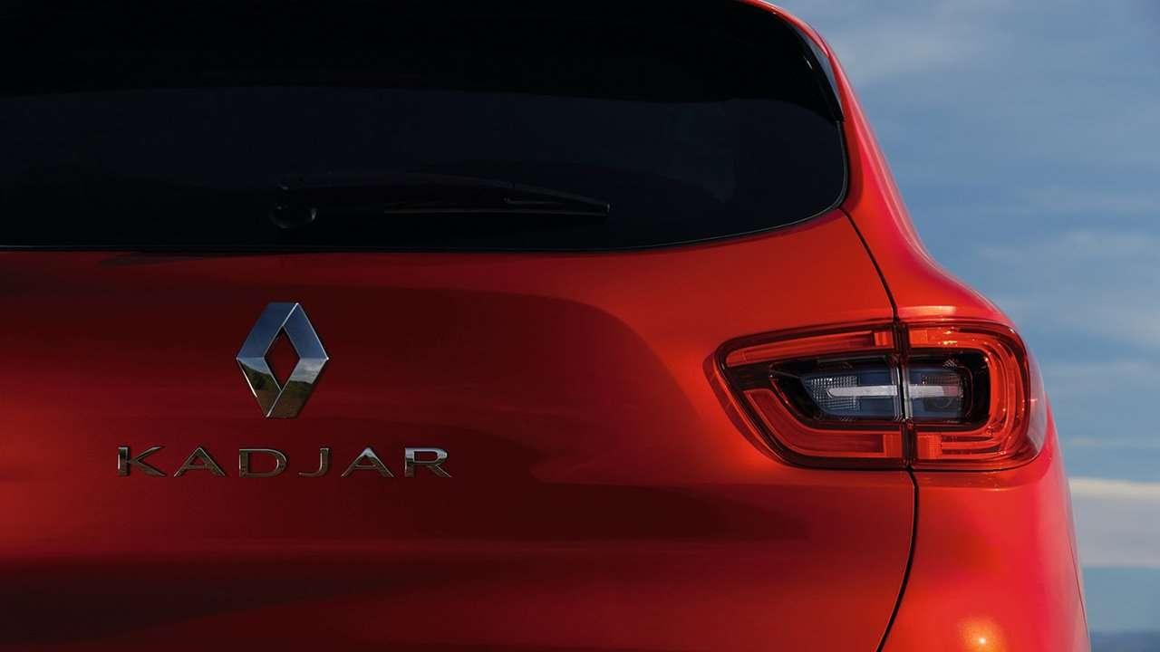 Задняя фара Renault Kadjar 2019-2020