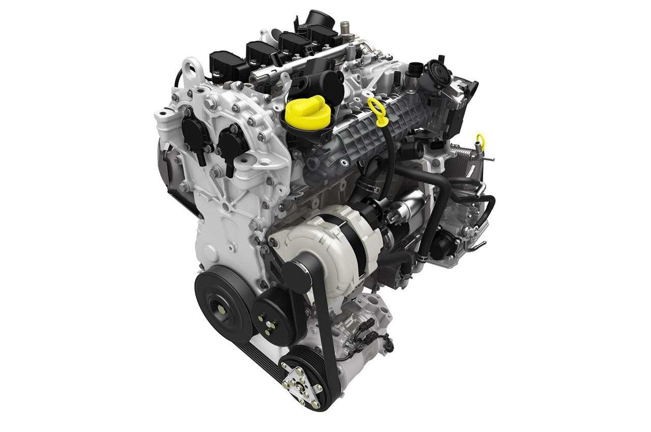 1,3-литровый двигатель H5Ht