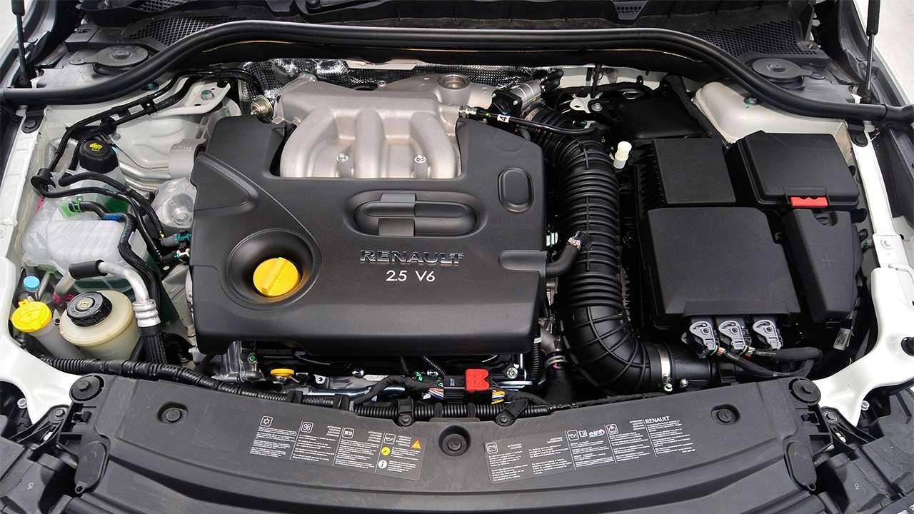 Двигатель Renault Latitude 2010-2015