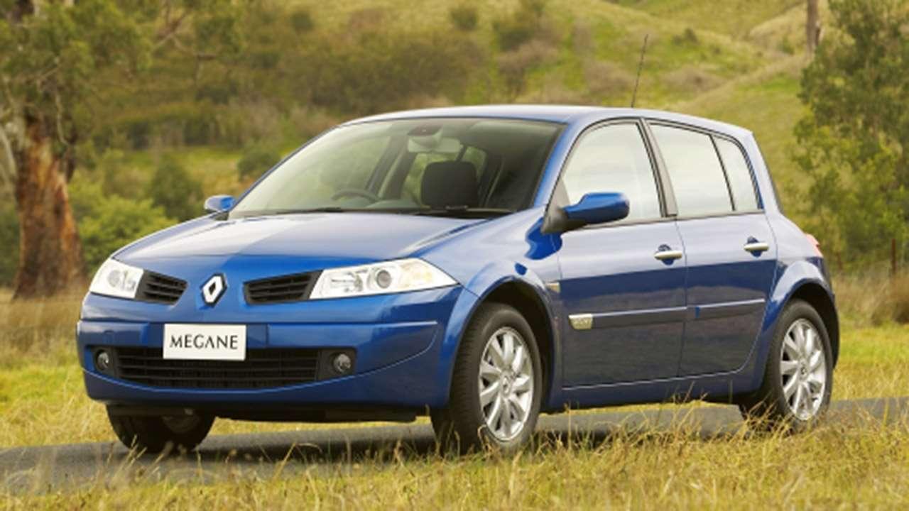 Renault Megane 2 хэтчбек
