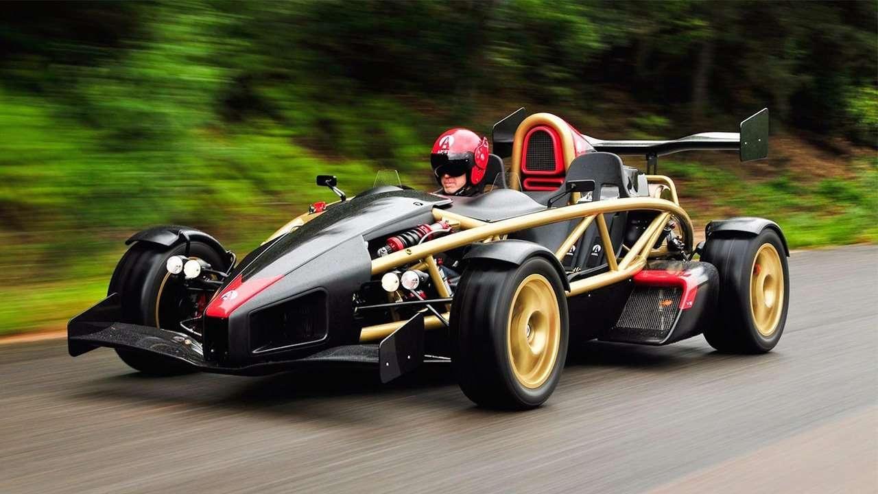 Ариель Атом V8 500