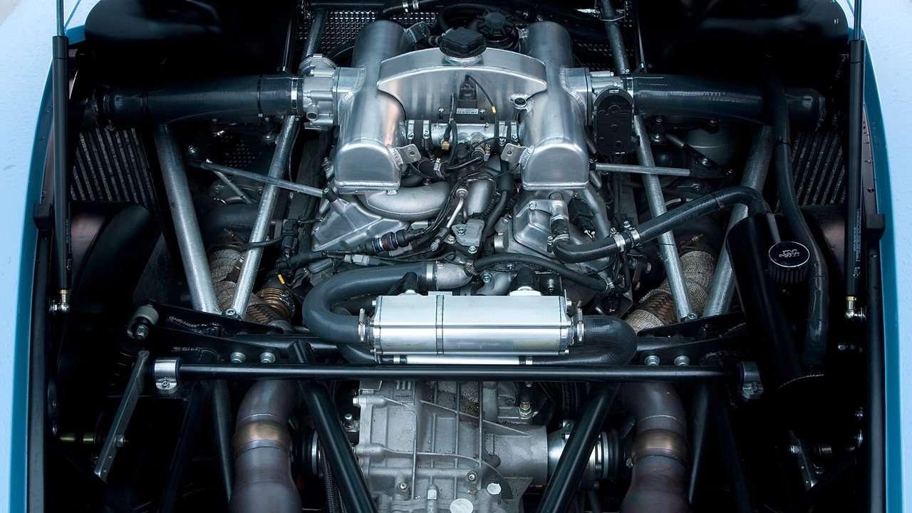 Фото двигателя М600