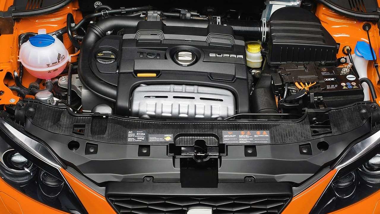 Двигатель Сеат Ибица 4