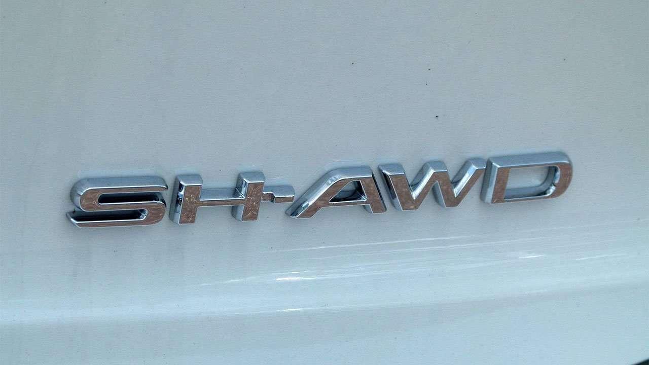 Система полного привода SH-AWD