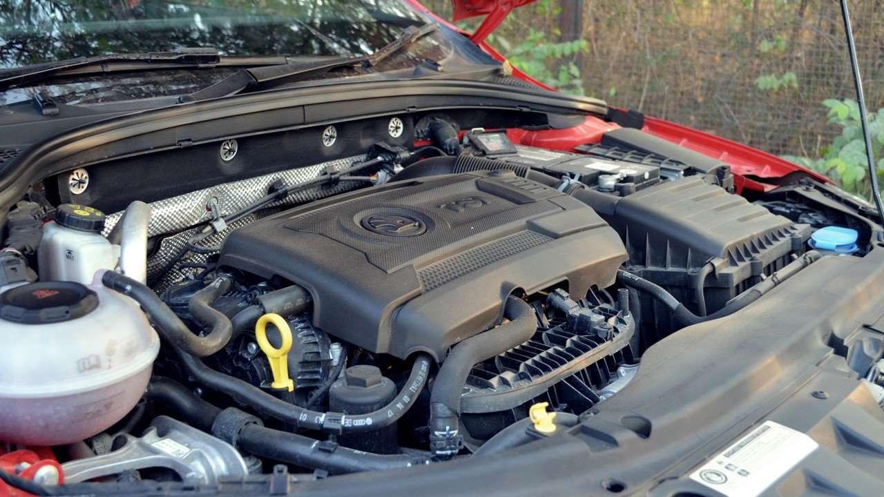 Фото двигателя Шкода Октавия РС А5 (2008-2013)