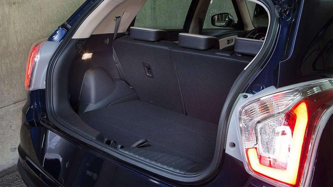 Багажник Tivoli