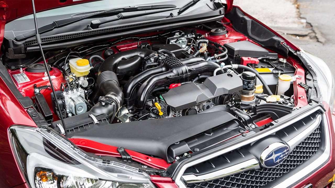 2-литровый мотор Impreza 4 поколения