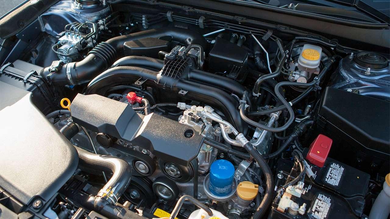 2,5-литровый двигатель Subaru Легаси
