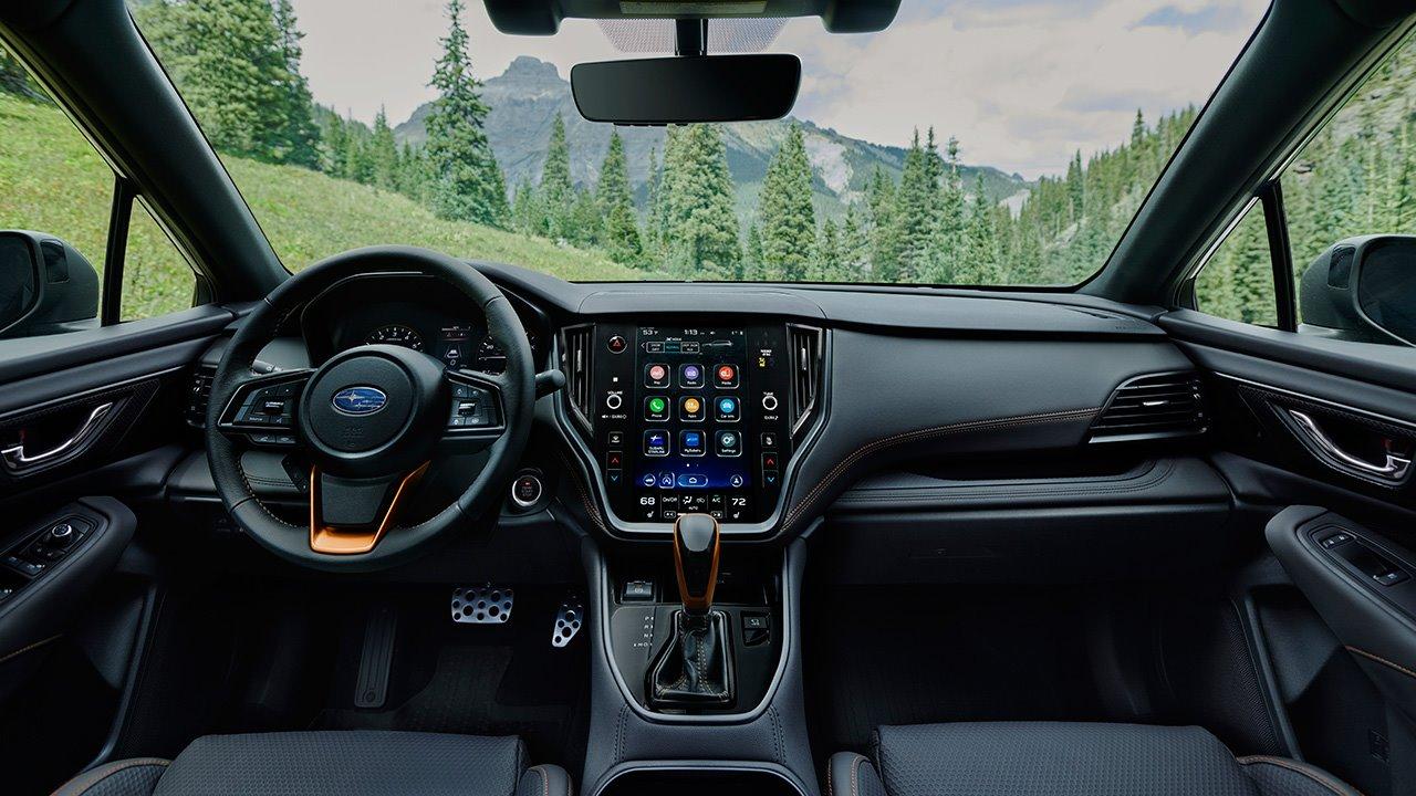 Салон Subaru Outback 2021-2022