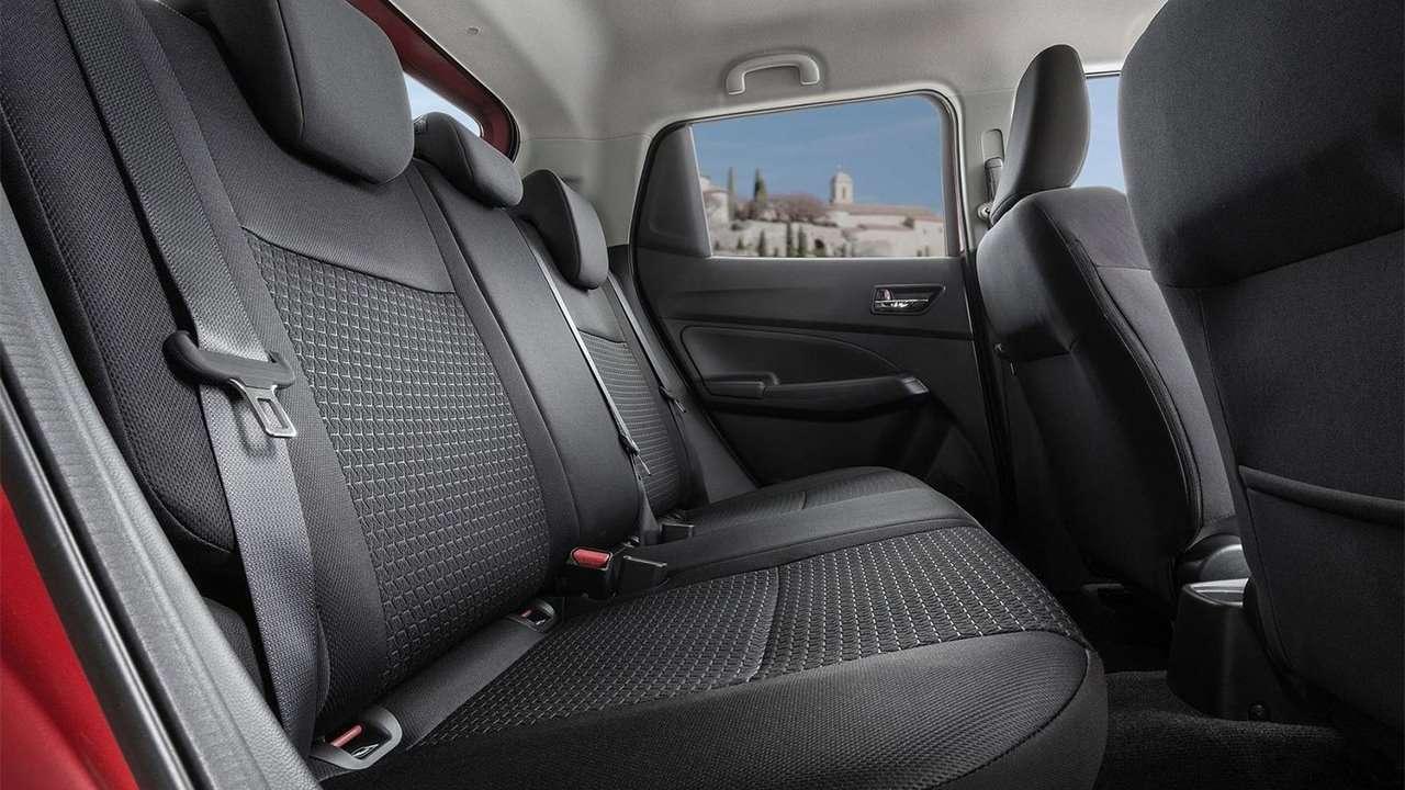 Задние сиденья Suzuki Swift 2019-2020