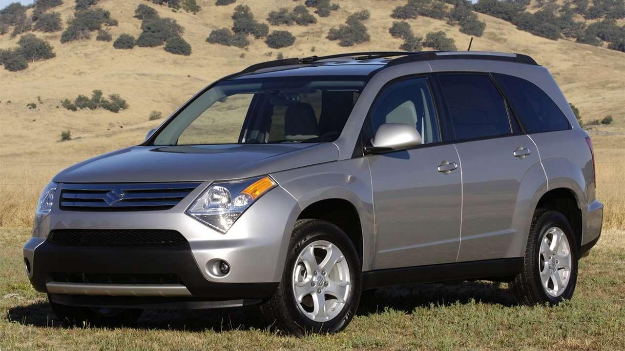 Передняя часть Suzuki XL-7 (2007-2009)