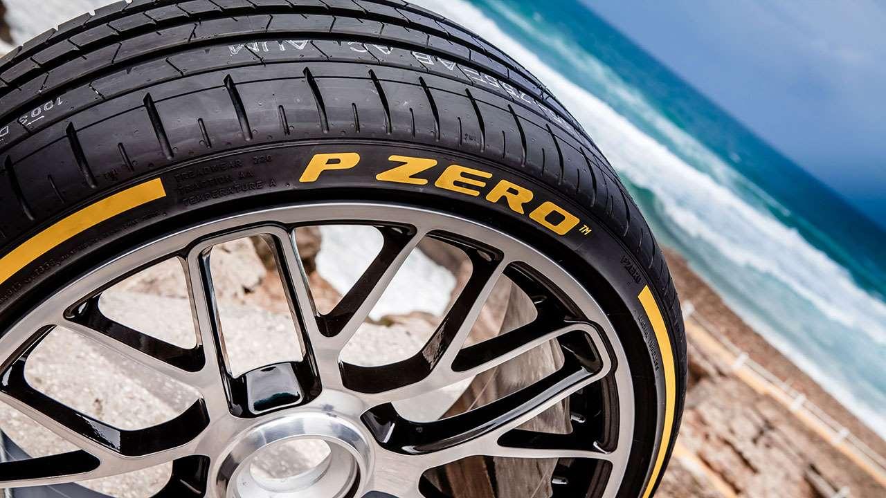 Резина Pirelli P Zero
