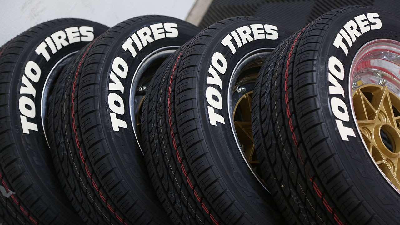 Фото покрышек Toyo Tires