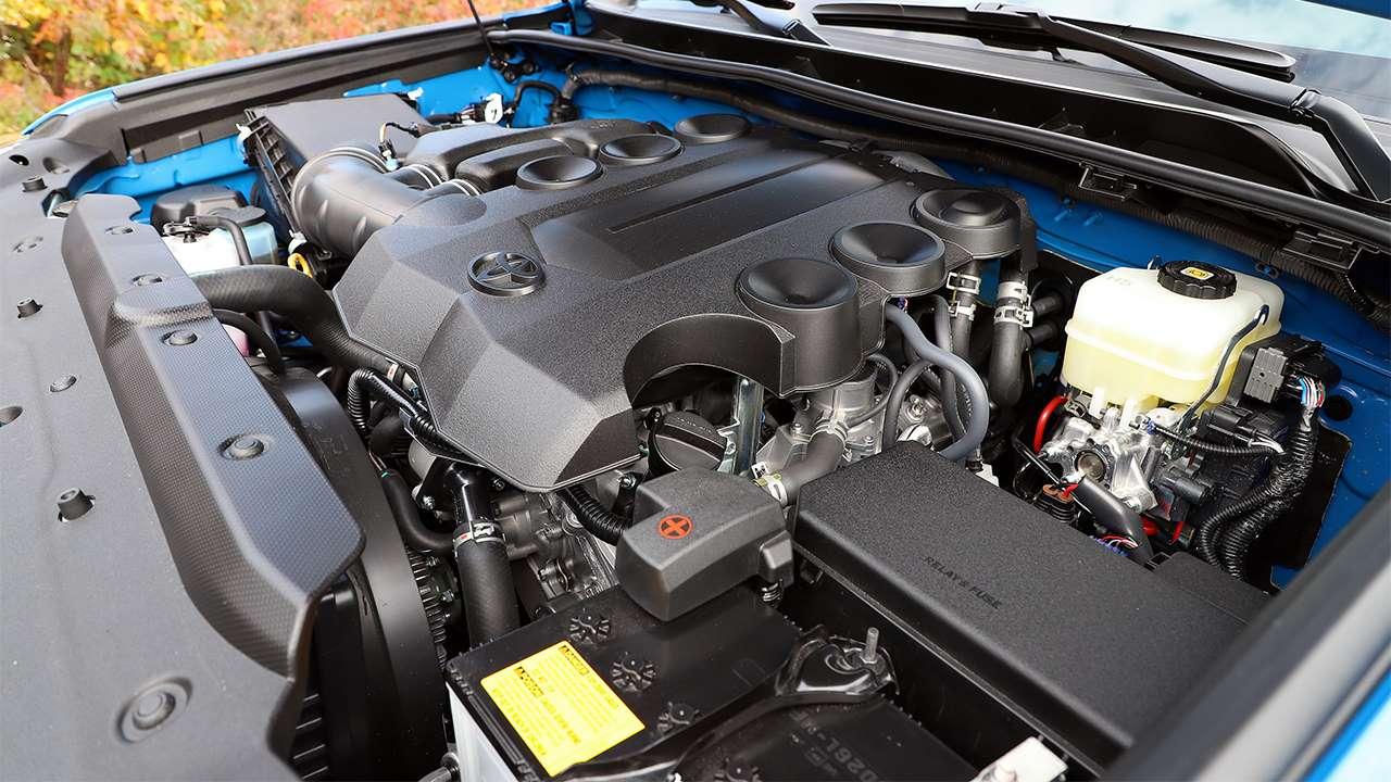 Двигатель Тойоты 4Runner