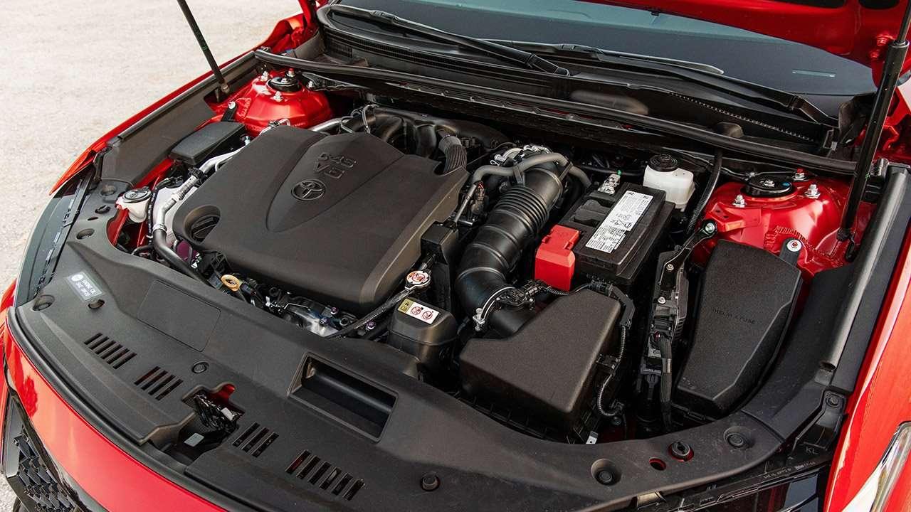 Фото двигателя Toyota Avalon TRD