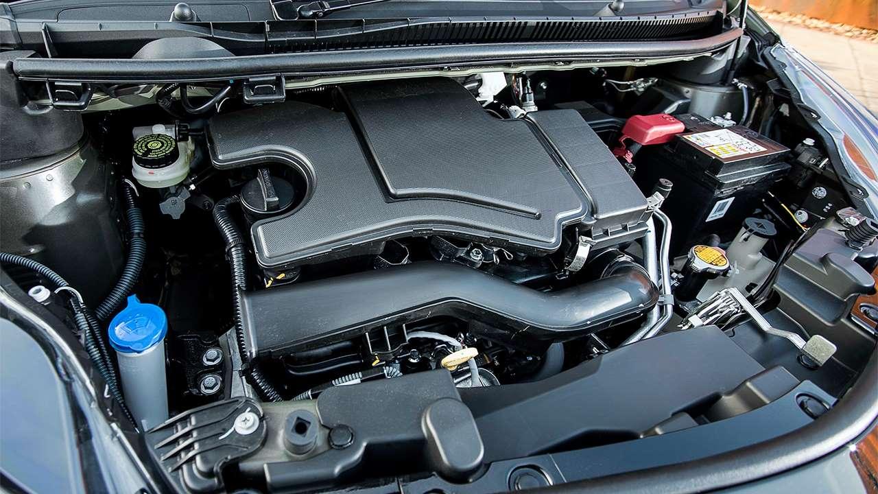 Фото двигателя Тойоты Aygo