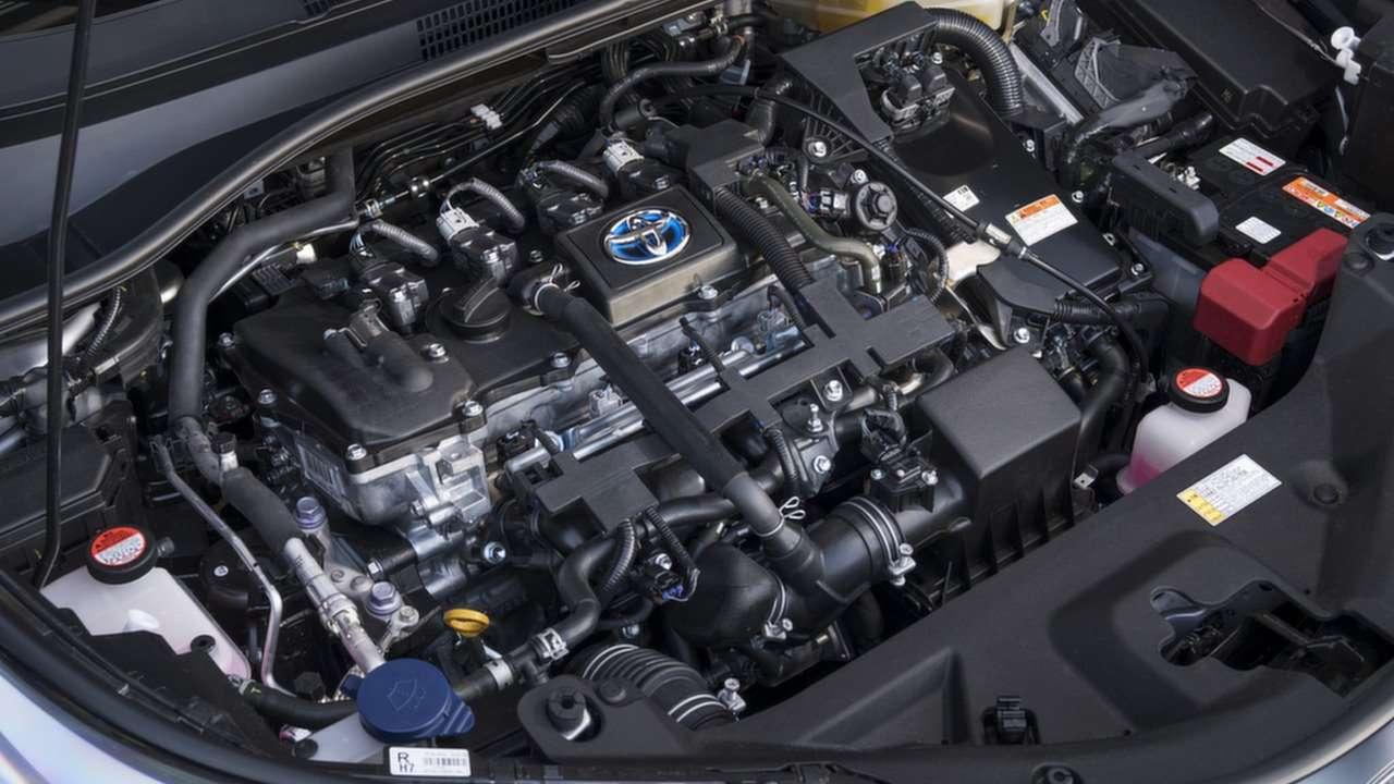 Фото двигателя Тойота С-НР 2020-2021