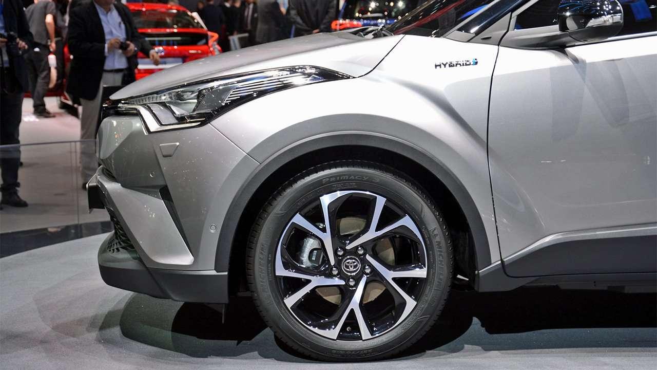 Диски Toyota C-HR 2020-2021