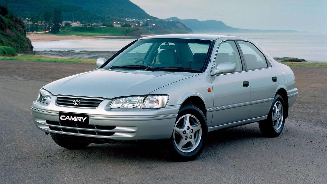 Передок Toyota Camry XV20 (1996-2002)