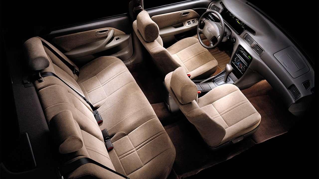 Все сиденья Toyota Camry XV20