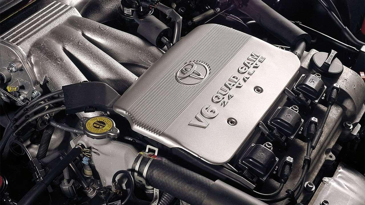 Мотор Камри V6