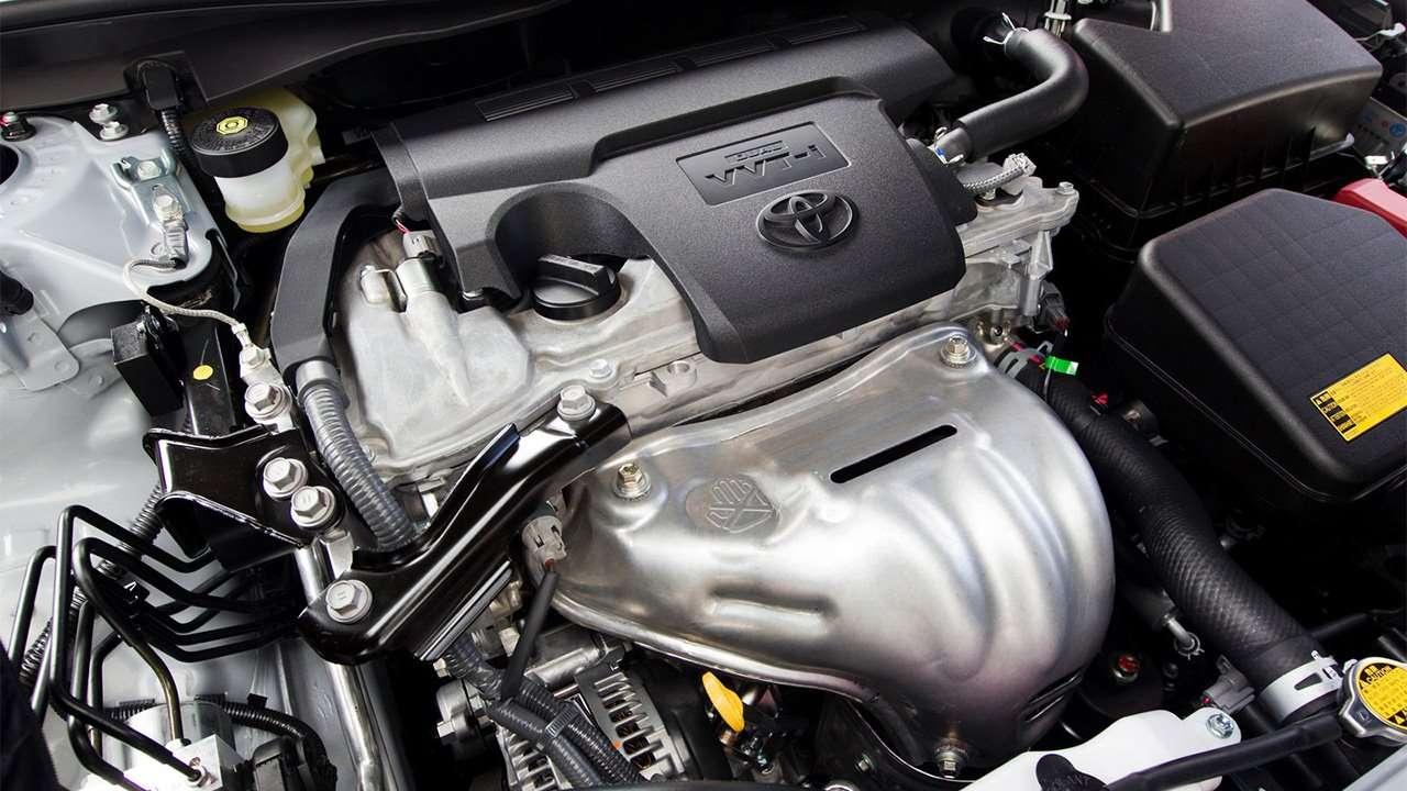 Мотор 2AR-FE