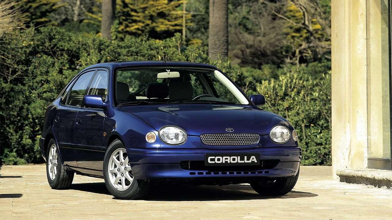 Дорестайл Corolla E110