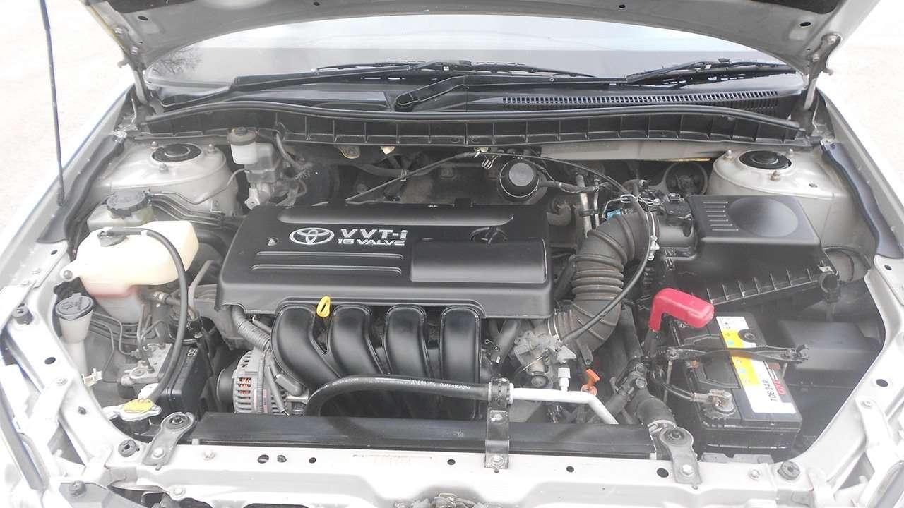 Фото двигателя 1ZZ-FE