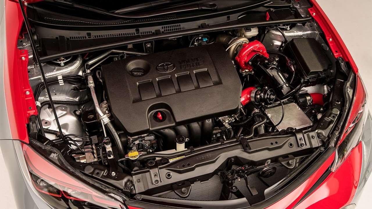 Двигатель Toyota Corolla E170