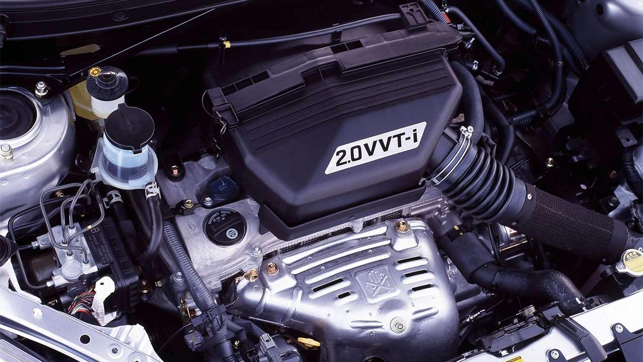 2-литровый мотор RAV4 XA20
