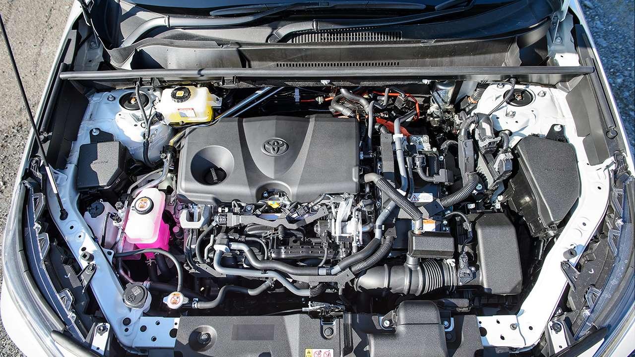Гибридный двигатель XA50