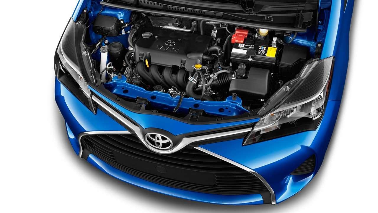 Фото двигателя Toyota Vitz XP130