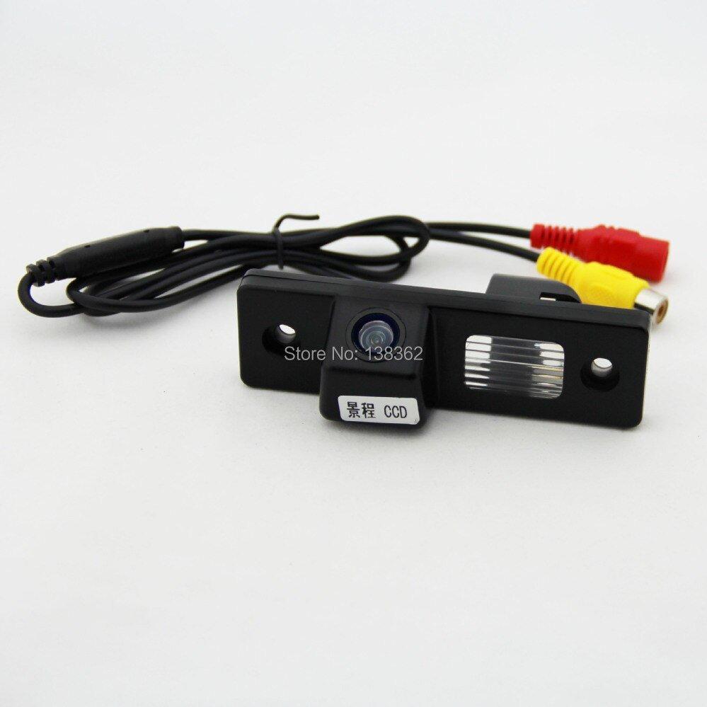 Интегрированная камера заднего вида