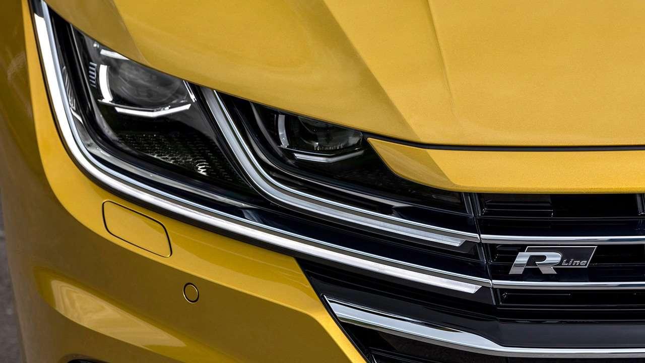Volkswagen Arteon (2020-2021) фото фары