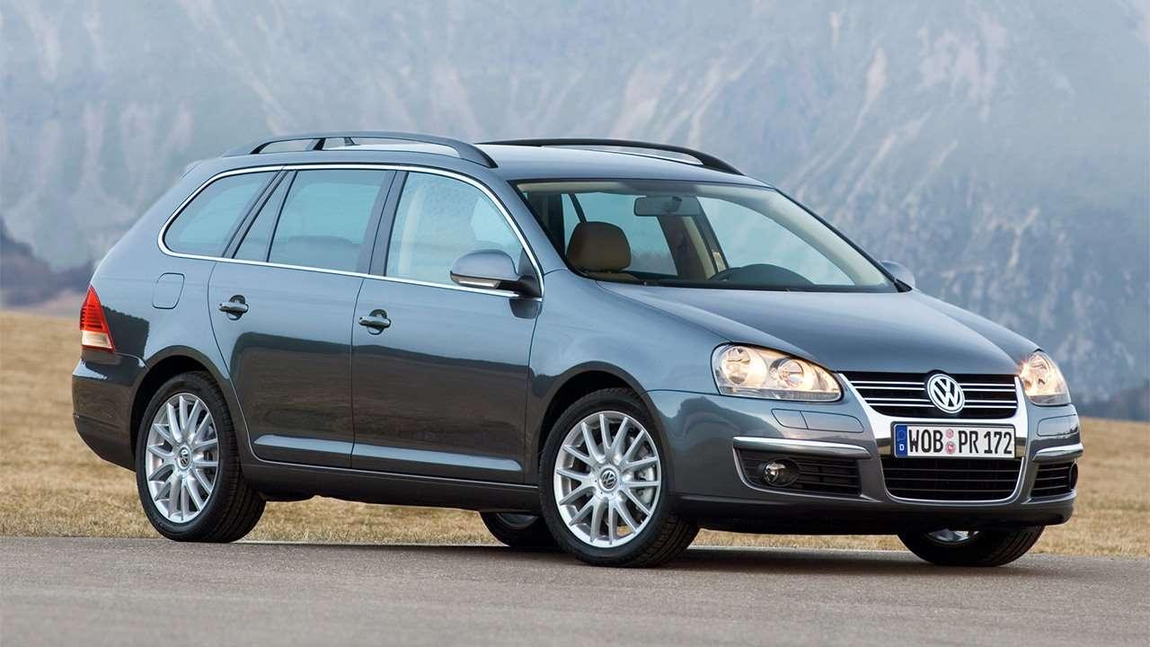 Volkswagen Golf 5 универсал