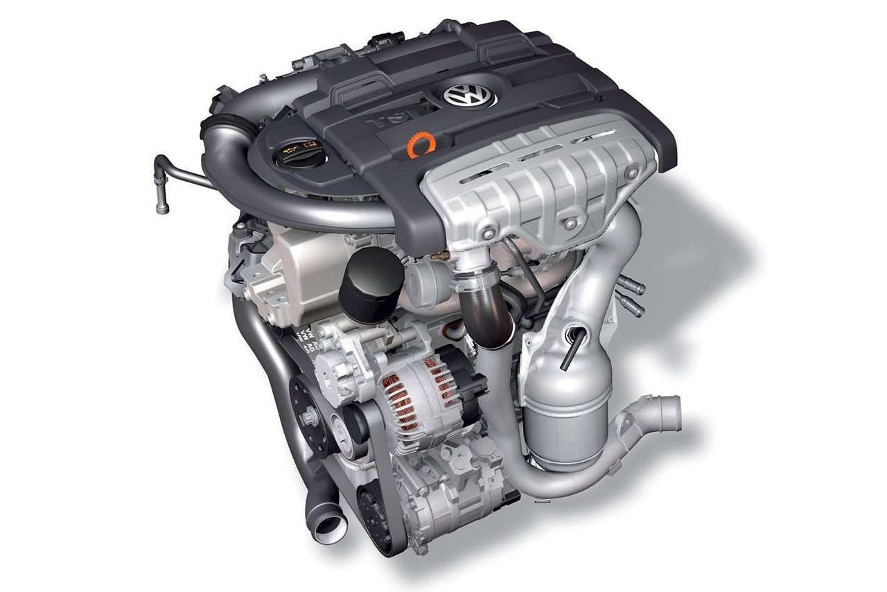 1,4-литровый мотор Гольфа