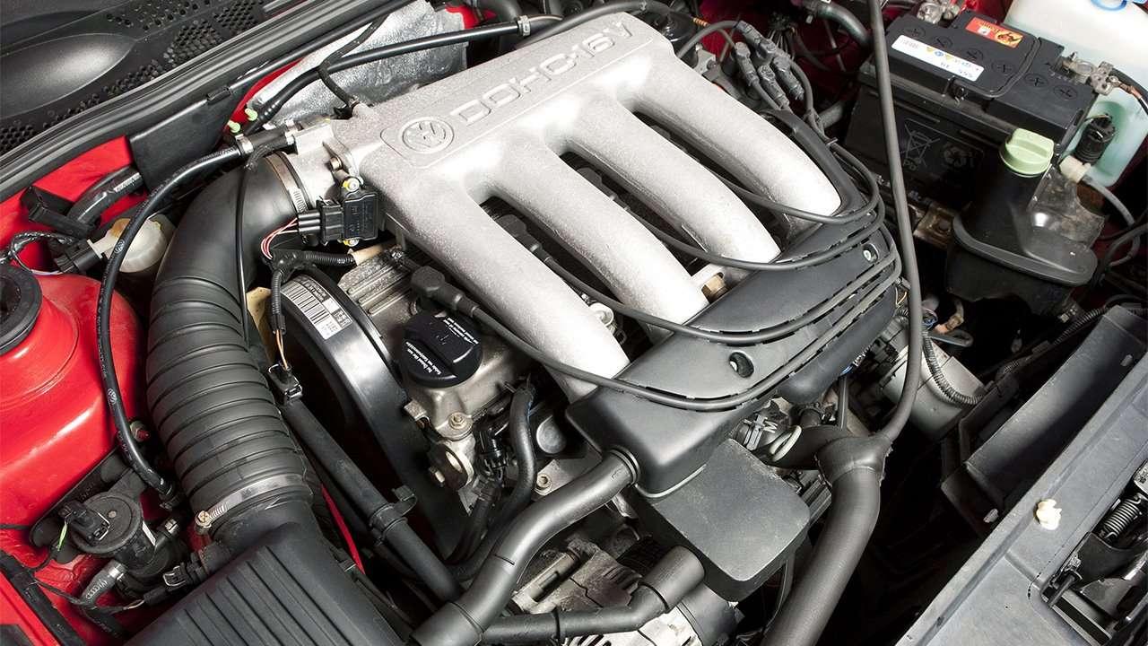 Фото двигателя Гольфа ГТИ 3