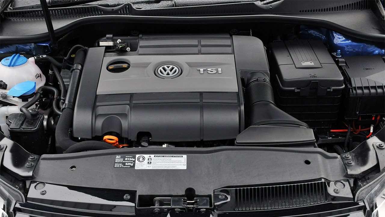 Двигатель Volkswagen Golf R 6