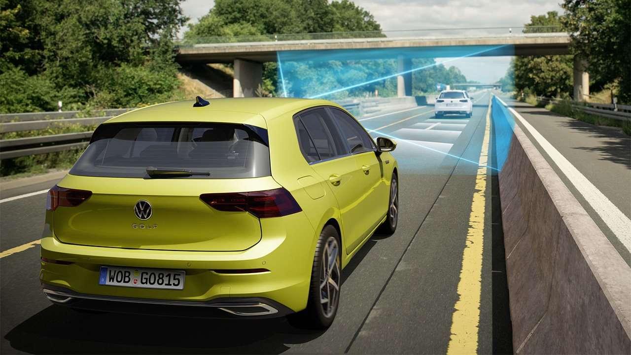 Golf 2020-2021 Car2X