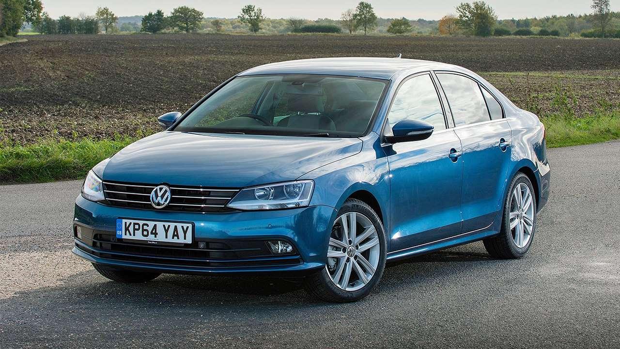 Volkswagen Jetta NF (2014-2019) фото спереди